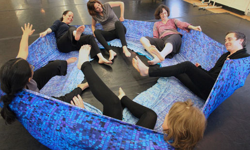 how to become a dance therapist