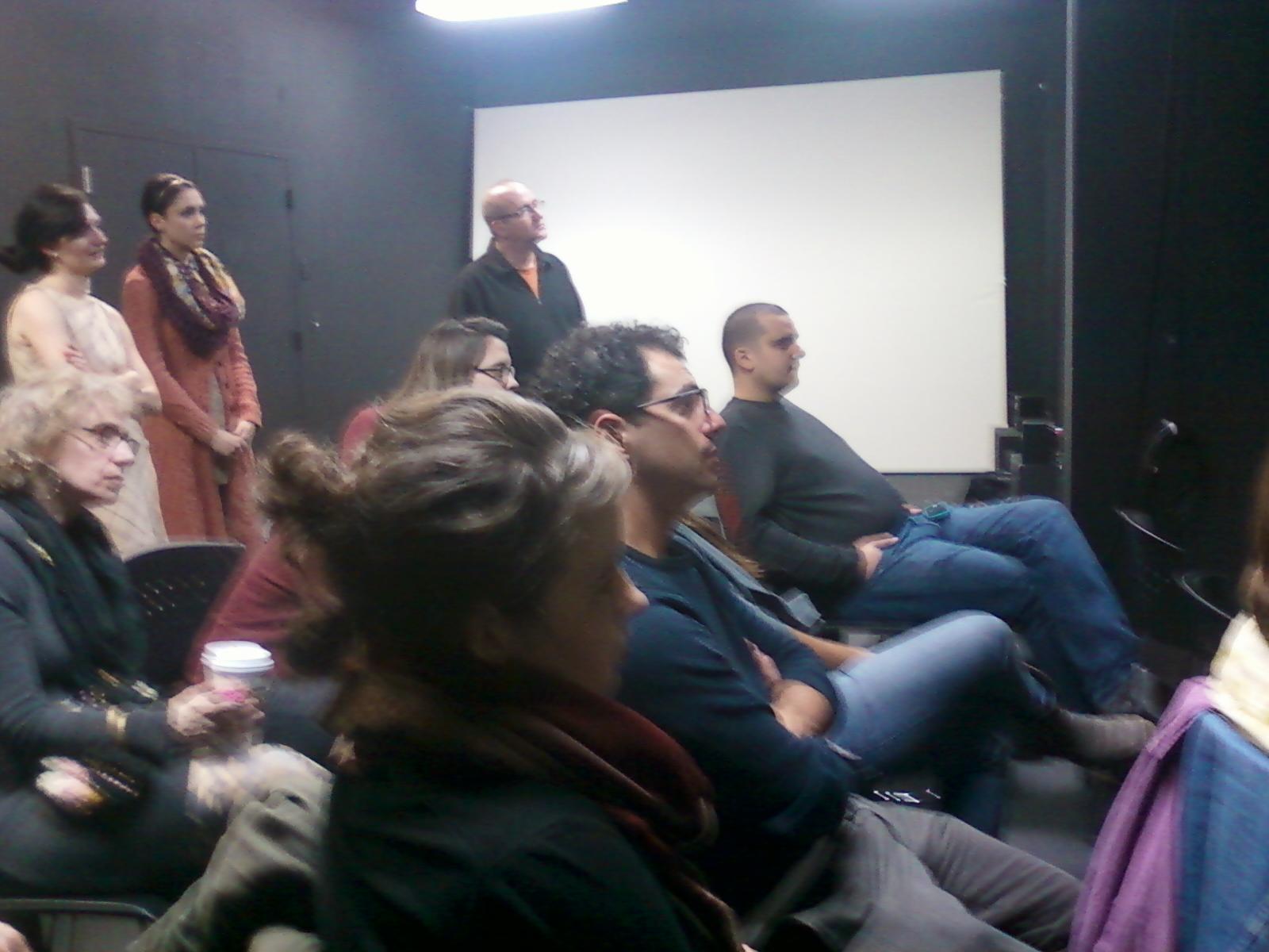 Interdisciplinary Arts Salon!