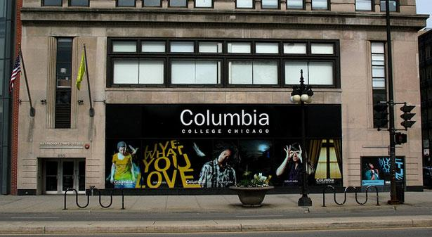 creative writing department columbia college chicago