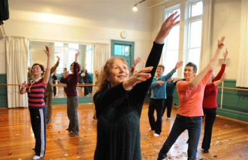Dance/Movement Therapy and Therapeutic Dance:  What's the Difference?