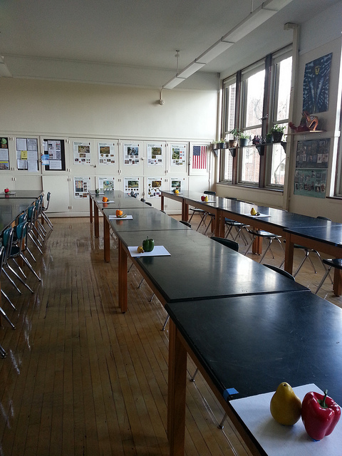 A Look at Art Education MAT Homework: What's in a Classroom Management Plan?