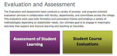 The Importance of Student Evaluations