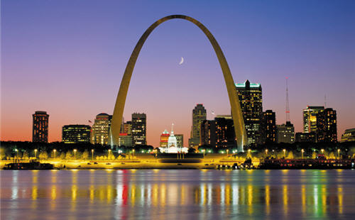 Weekend getaway: St. Louis