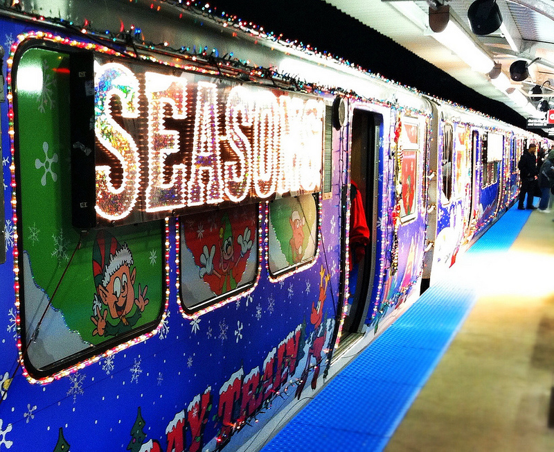 2012 Holiday Wrap
