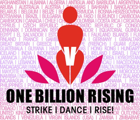 One Billion Rising:  Join the Revolution