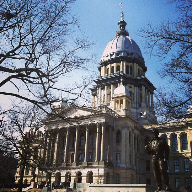Springfield: Learning Statehouse Reporting