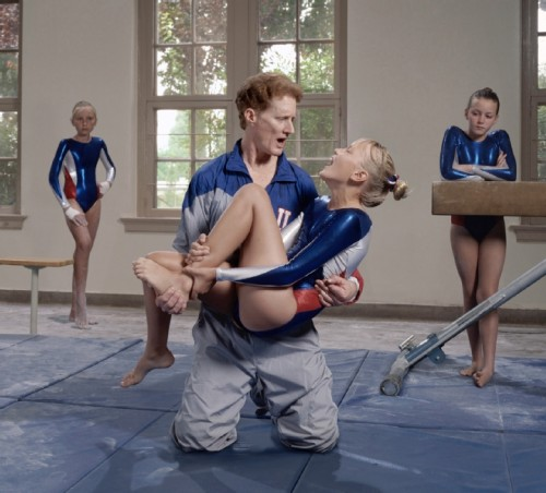 "Charlie White: ""The Americans: US Gymnastics Team"", 2005"