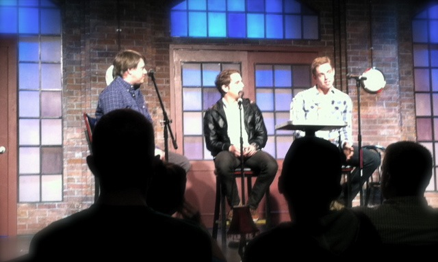 First Time, Second City.