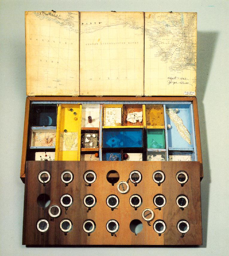 Object (Roses des Vents) 1942-53 by Joseph Cornell