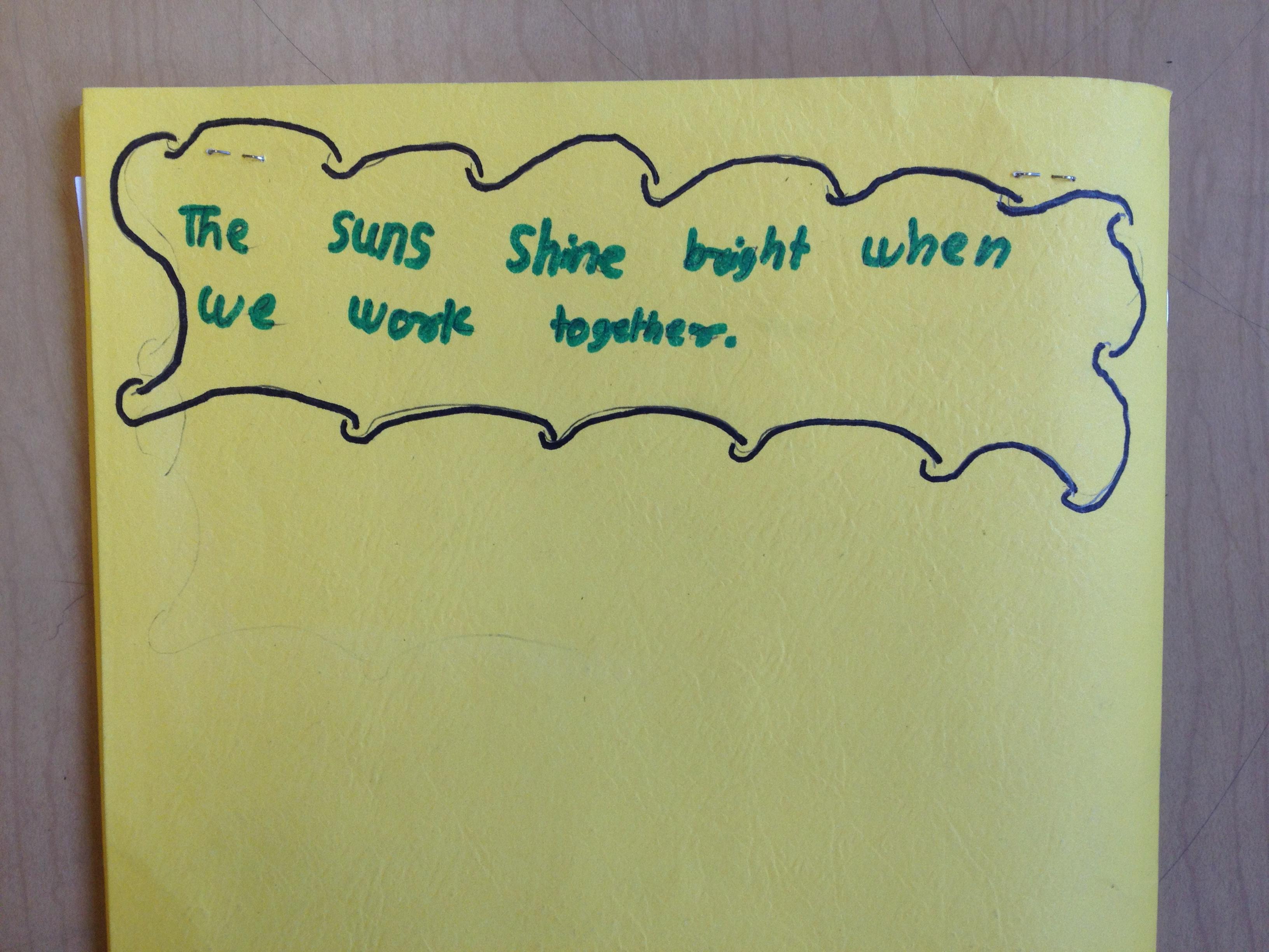 Writing Circles Unit
