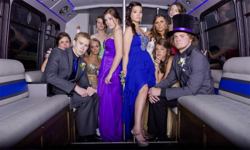 Image from this year's prom