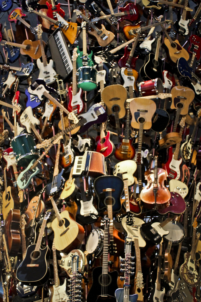 Summer Vacation: Experience Music Project and beyond…