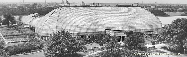 Garfield Conservatory 1908