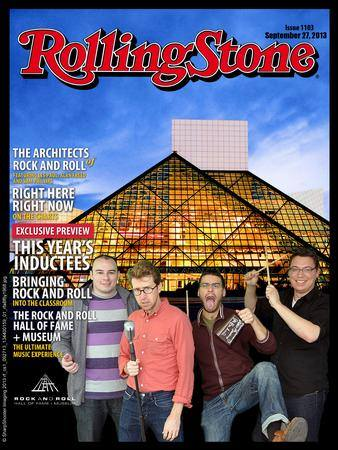 Rolling Stone Cover!