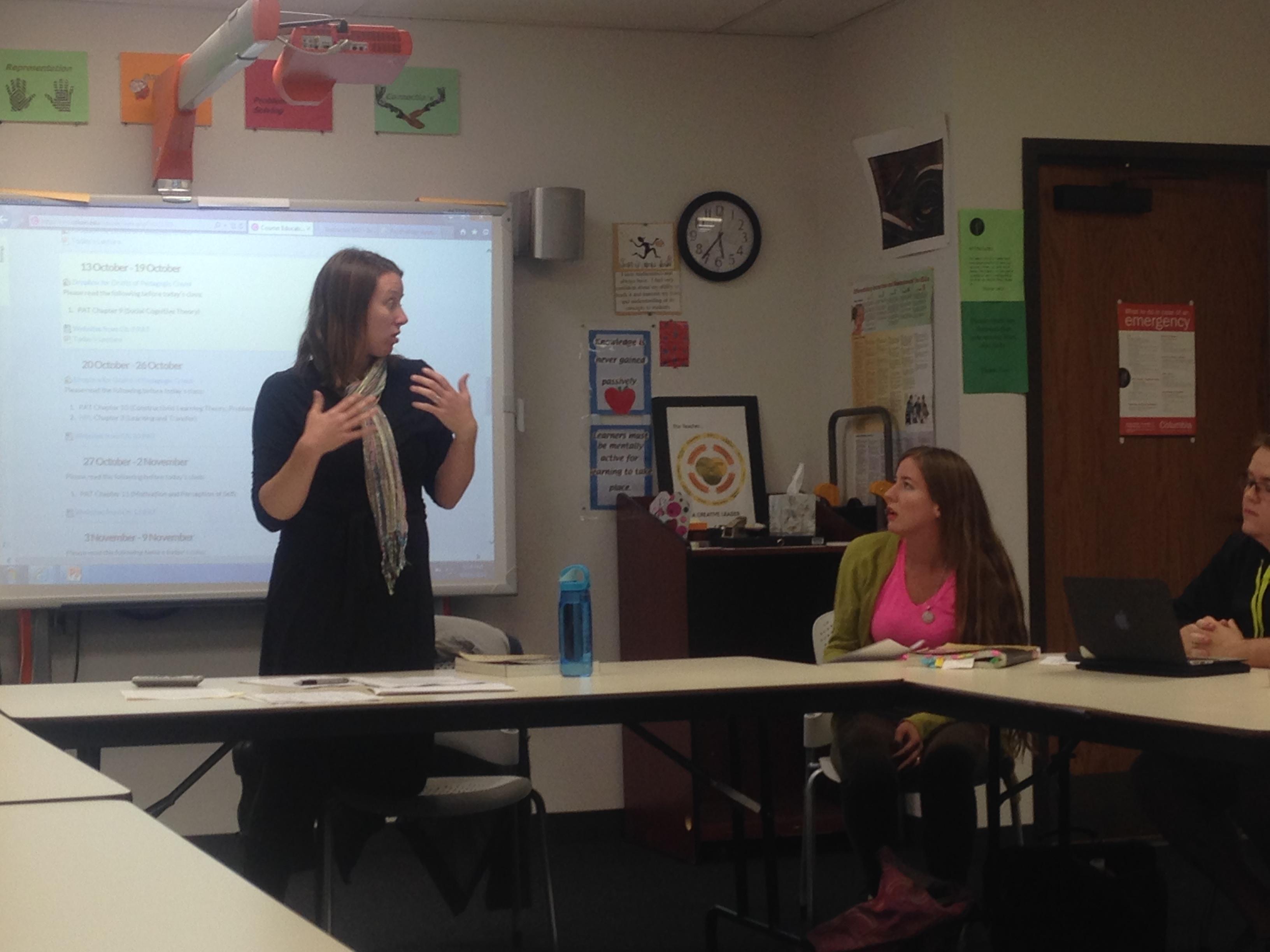 Elementary Education Faculty Spotlights: Dr. Katie Paciga & Dr. Kathleen Loftus