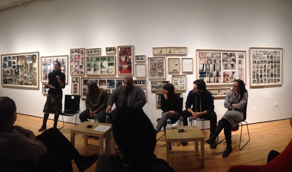 Interesting Evening at MoCP