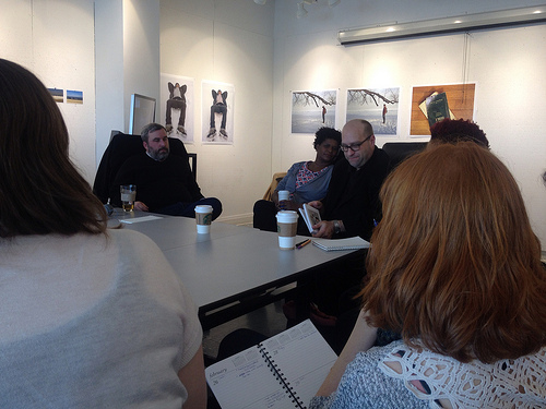 Todd Hido at Columbia