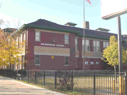 Ravenswood Elementary.  Photo Credit: Ravenswood Elementary. Christine Reed. Elementary Education MAT. 7/24/14