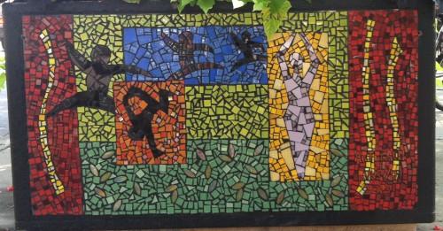 Ravenswood Dance Mosaic