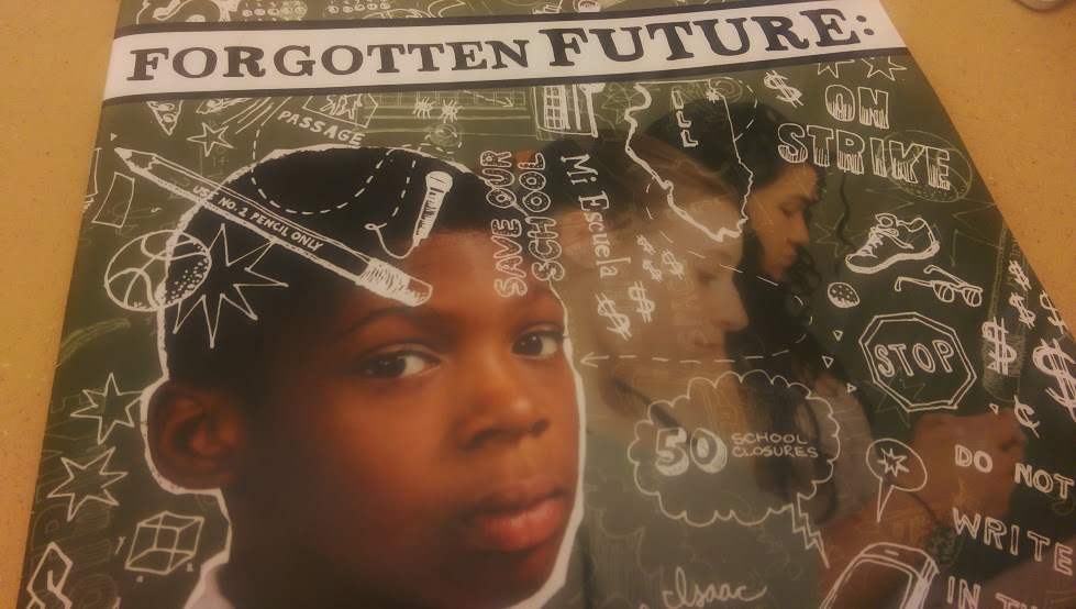 Forgotten Future: The Education Project at COLLABORACTION