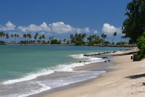 Puerto Rico Beach Photo Credit: WikiCommons
