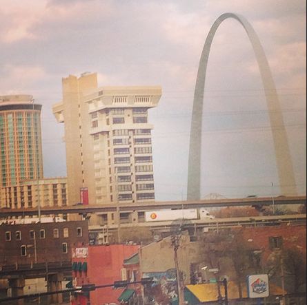 Thanksgiving in St. Louis