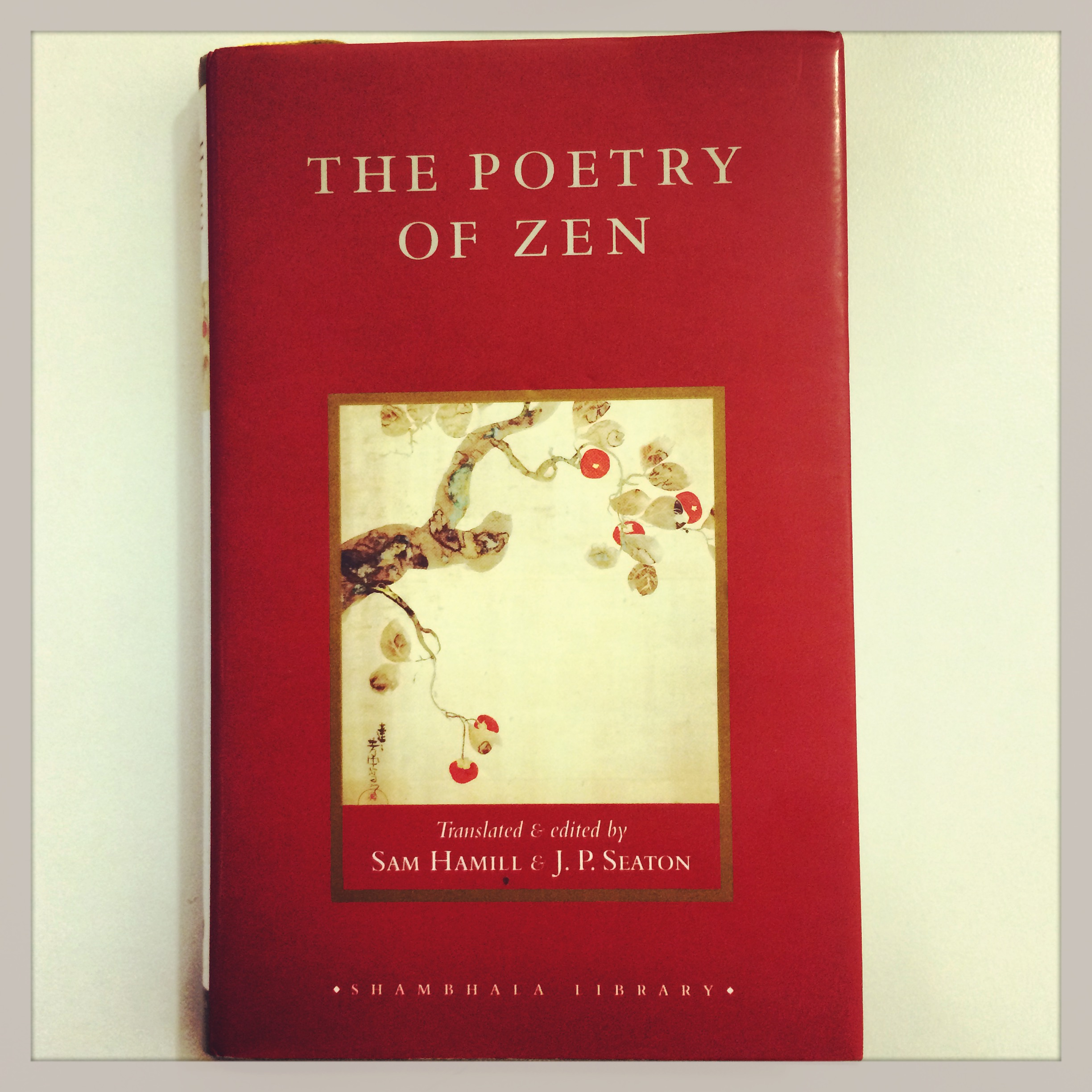 Poetry is the Zazen of the Day