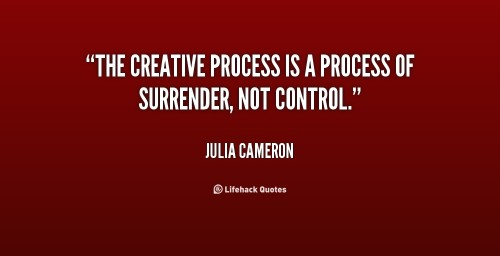 Quote from Julia Cameron