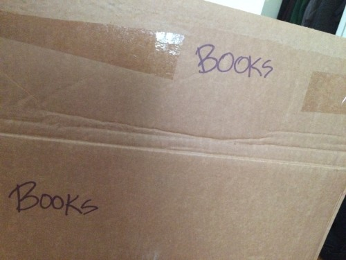 Moving Boxes By Joshua C. Robinson June 2015