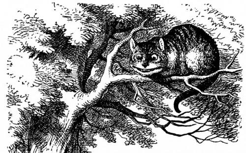 The Cheshire Cat - John Tenniel