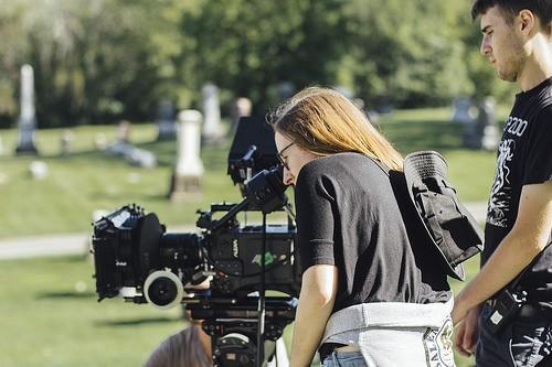 Photo courtesy of Bianca Panos of @suavefoxfilms, www.biancapanos.com