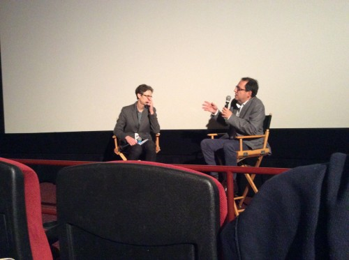 Panel Discussion with Co-Founder of Sony Pictures Classics