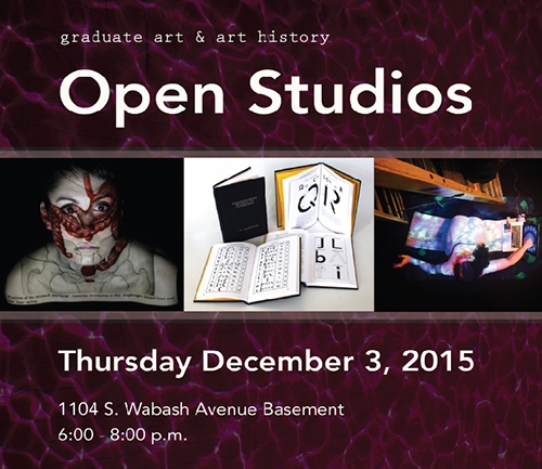 Open Studios – Behind the Scenes