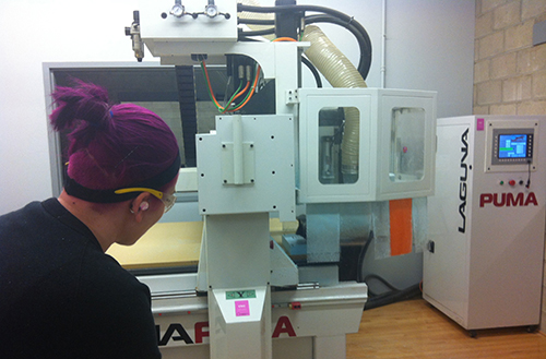 Machine Nirvana: CNC Mill Winter Workshop
