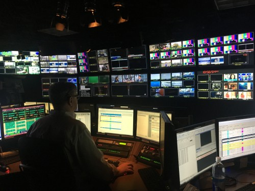 Now, this is what you call a control room