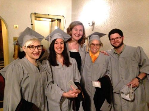(Most of) CCC's Nonfiction MFA Class of 2016