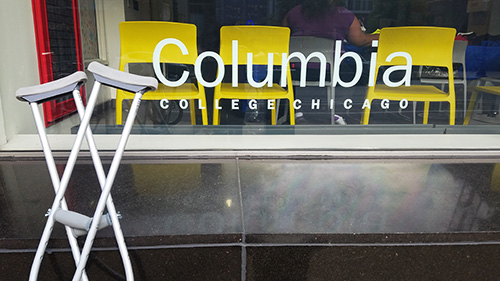 Columbia, Chicago, & Crutches