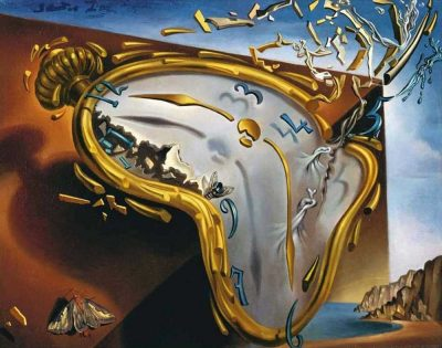 The Strange Concept of Time