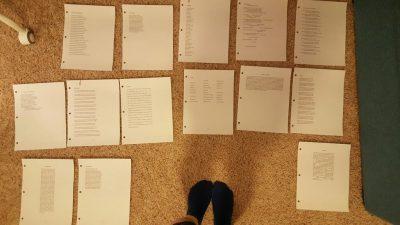 Assembling Your Poetry Manuscript
