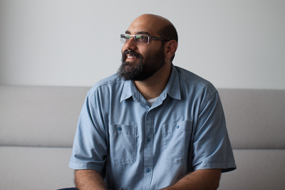 Poetry Faculty Interview: Matthew Shenoda