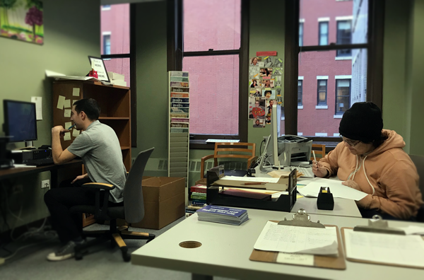 Publishing Lab Office