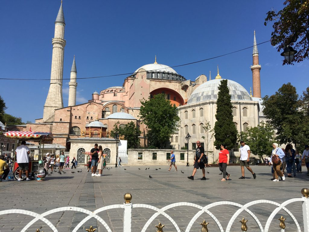 Time to Rest: Visiting Turkey