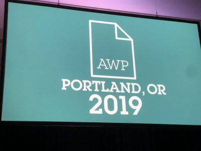 AWP in Portland, Oregon!