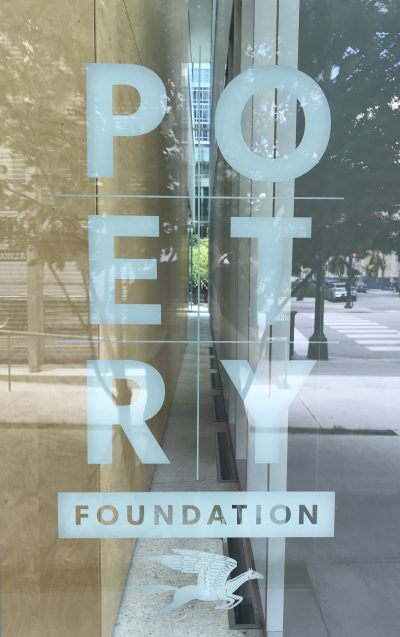 Places to Check Out This Summer: the Poetry Foundation