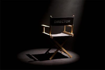 In the Director's Chair