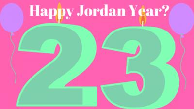 My Jordan Year