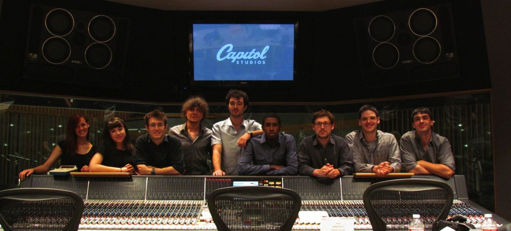 Music MFA Alums @ Capital Records