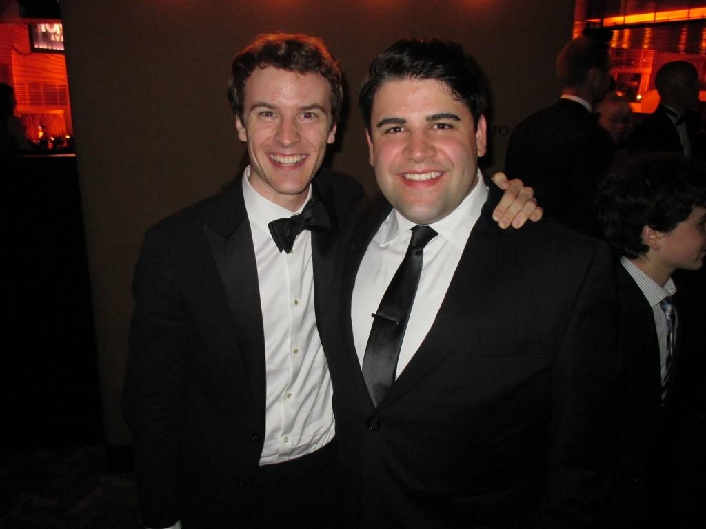 Josh Salt and Rob Colletti