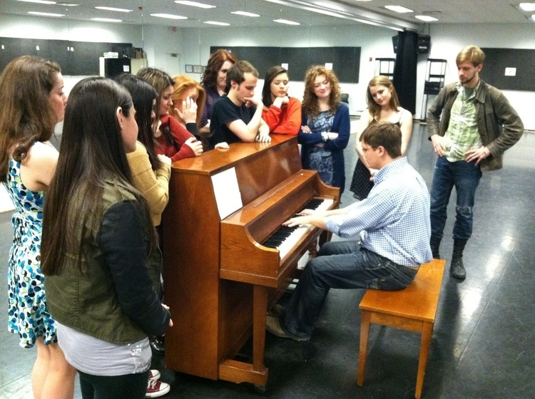 Writing for Musical Theatre--New Musicals!