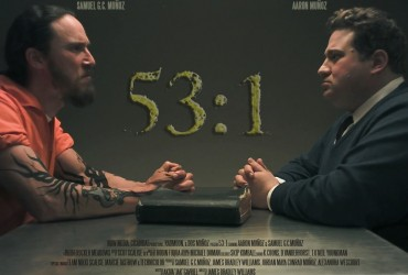 "Samuel Munoz and Aaron Munoz in ""53:1"""